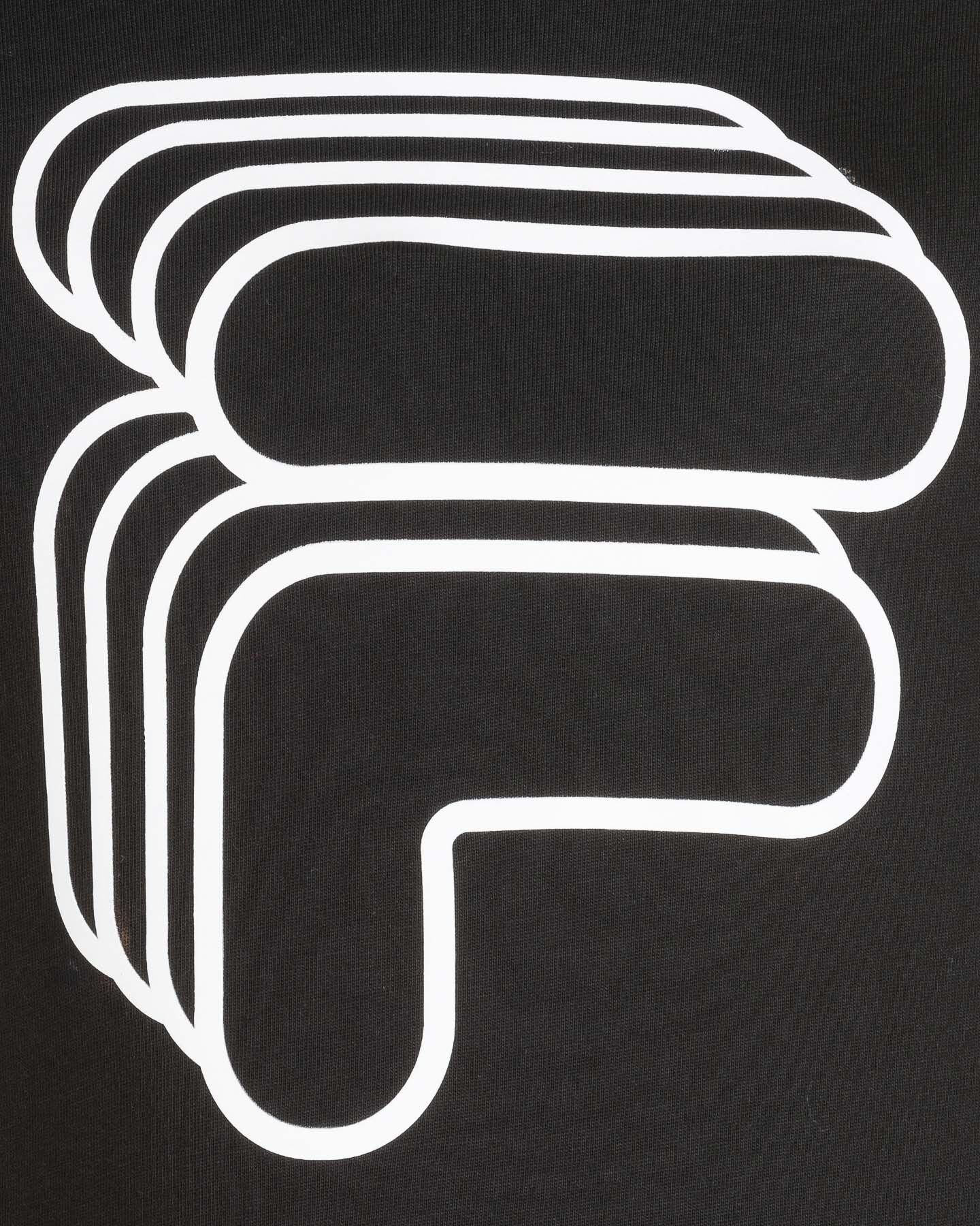 T-Shirt FILA BIG LOGO JR S4081465 scatto 2