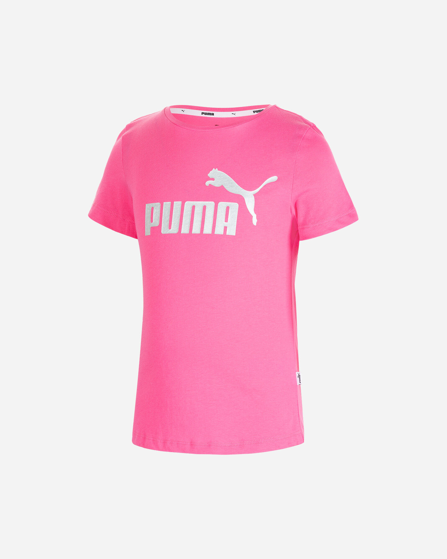 T-Shirt PUMA MC BIG LOGO JR S5234894 scatto 0