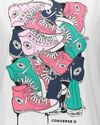 T-Shirt CONVERSE PUZZLE CHUCK W