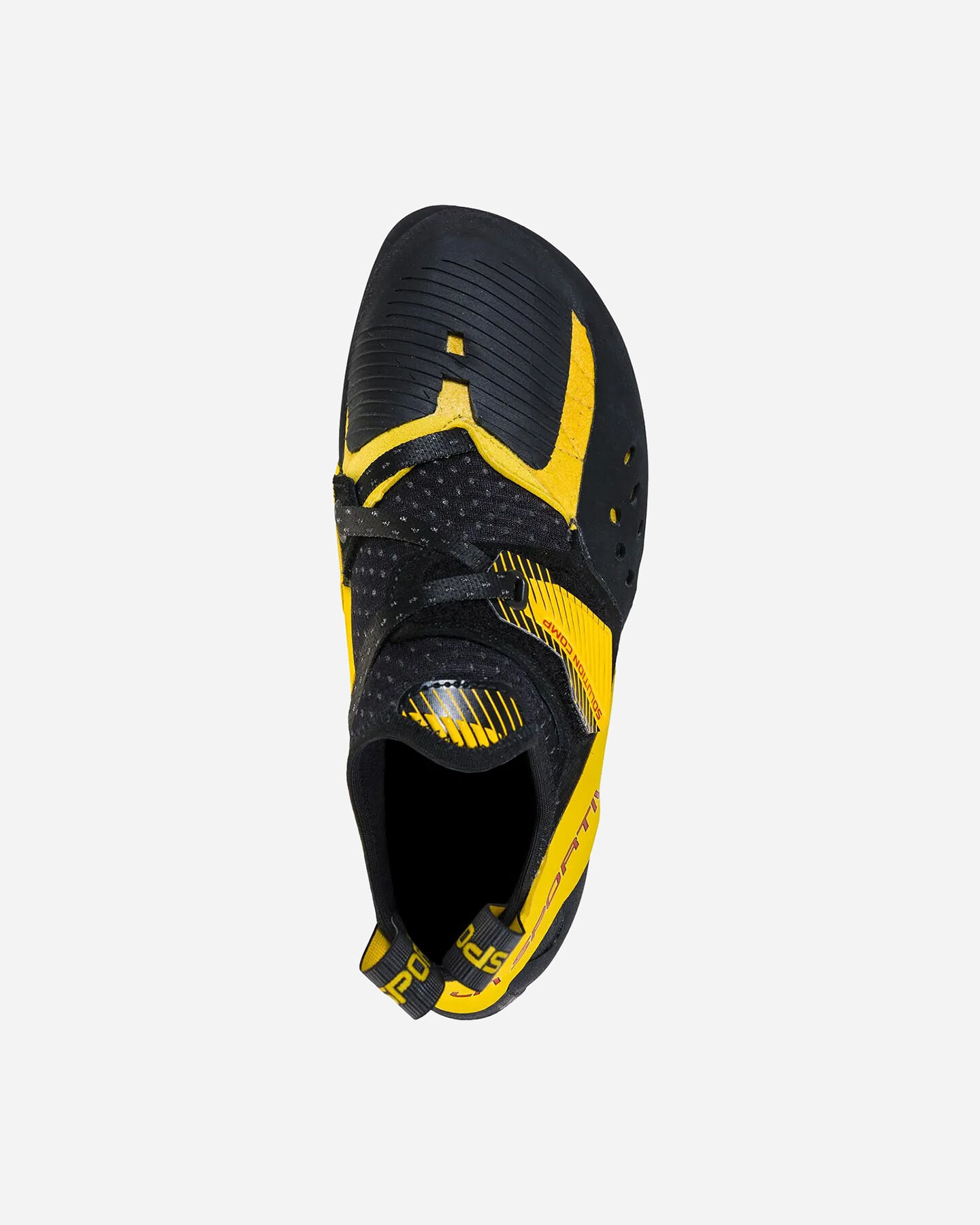 Scarpette arrampicata LA SPORTIVA SOLUTION COMP S5198171 scatto 3