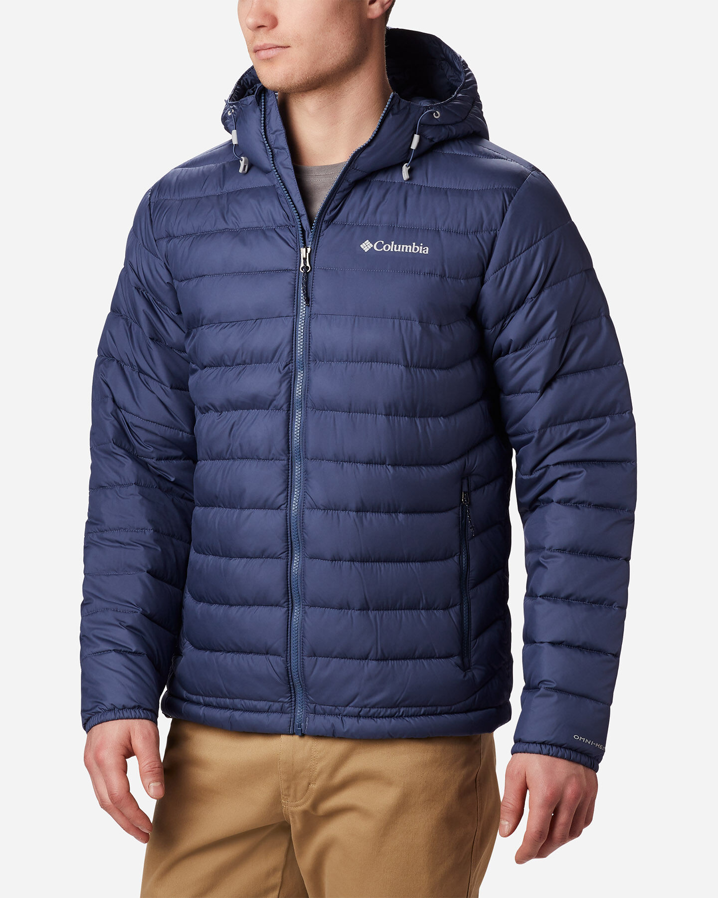 Giacca outdoor COLUMBIA POWDER LITE M S5204002 scatto 2
