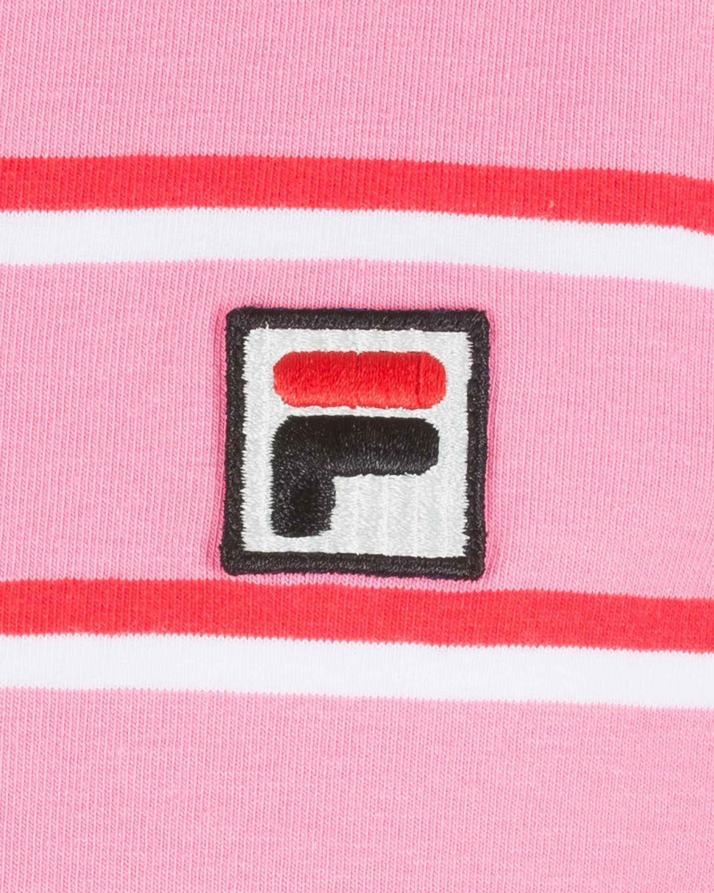 T-Shirt FILA STRIPES JR S4088698 scatto 2