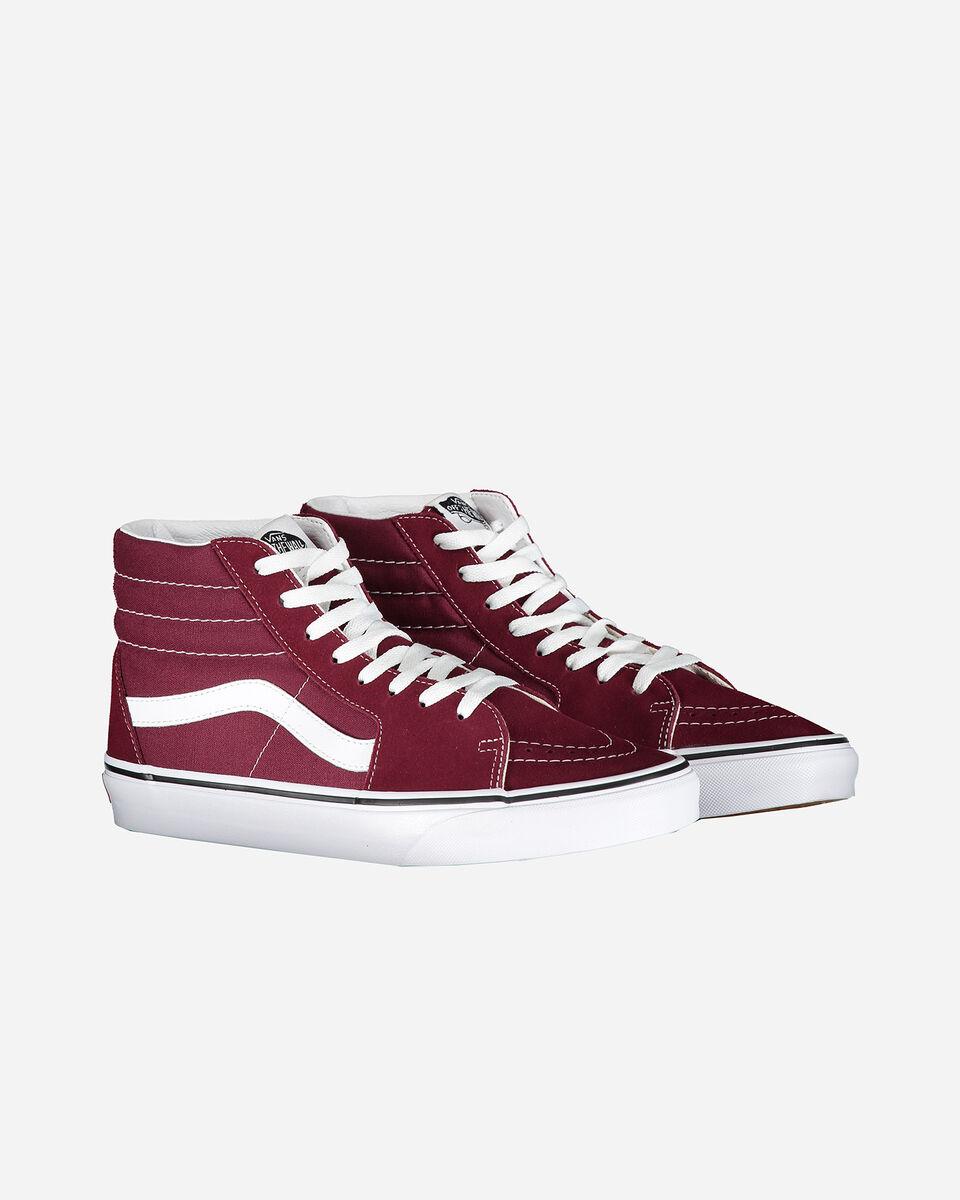 Scarpe sneakers VANS SK8 HI M S5119246 scatto 1