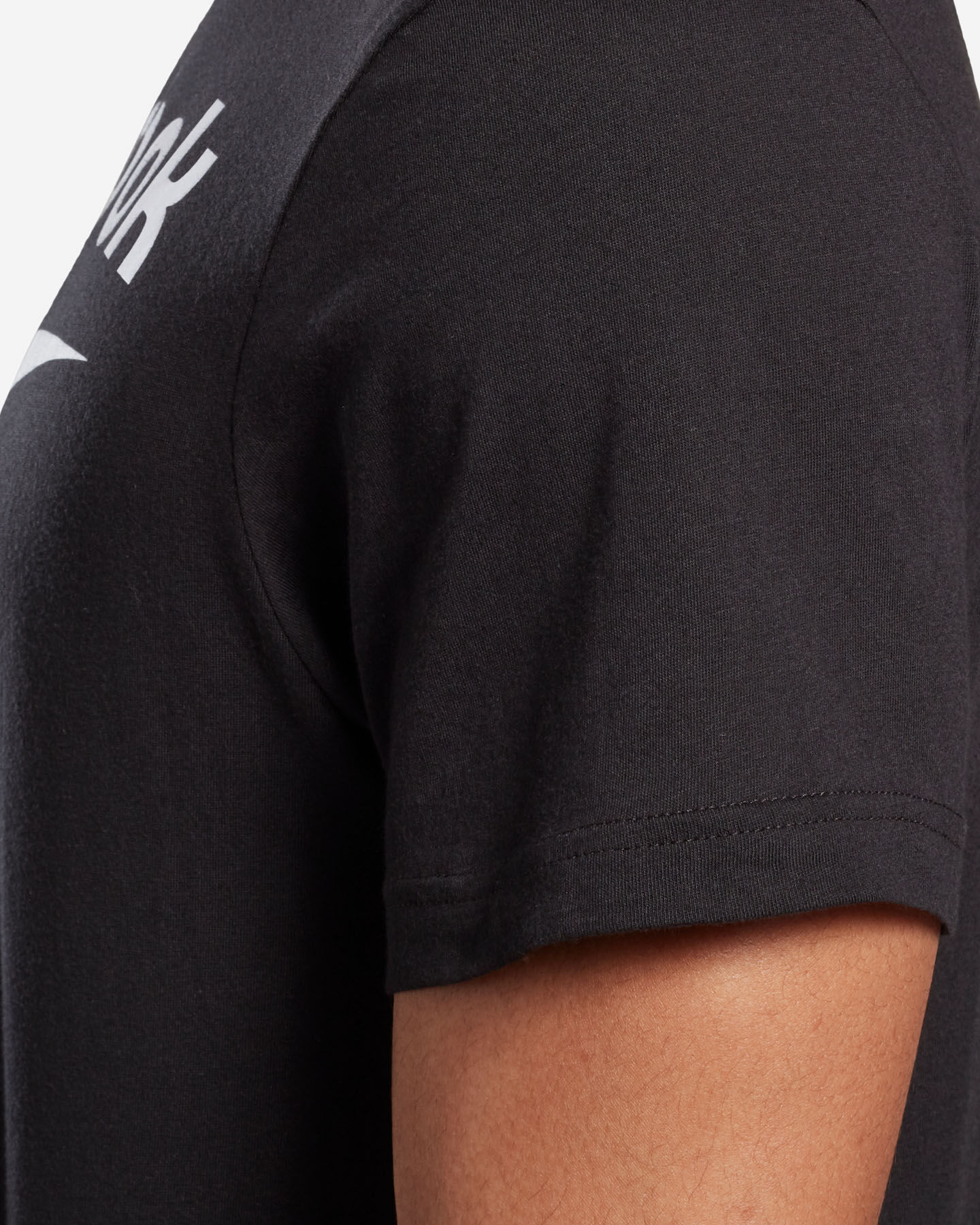T-Shirt training REEBOK GS STACKED M S5146285 scatto 5