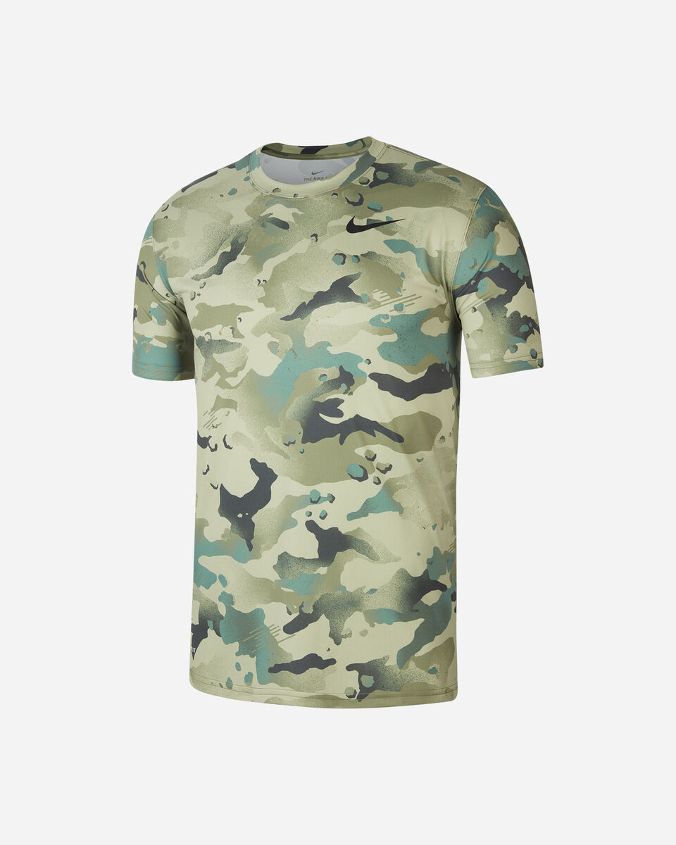 T-Shirt training NIKE DRY M S5225717 scatto 0