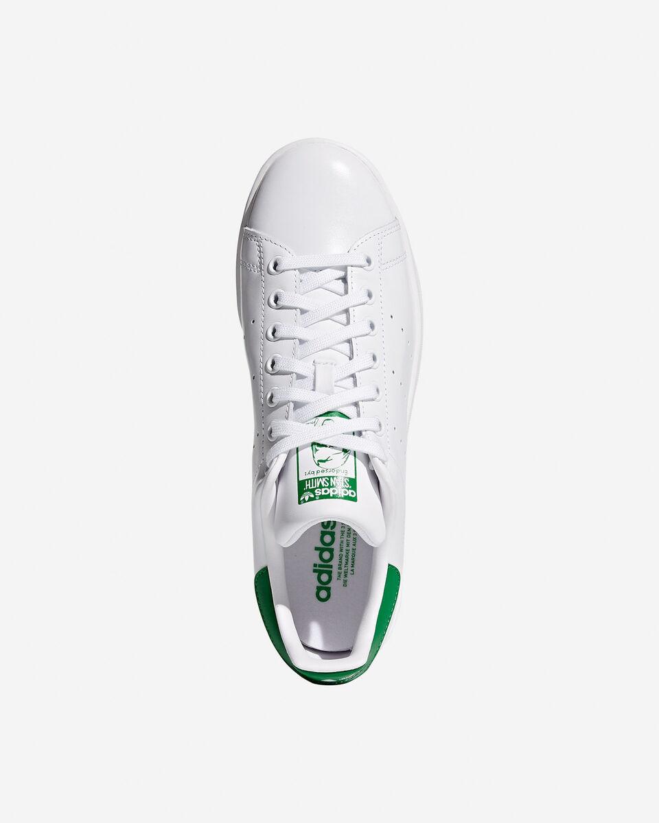 Scarpe sneakers ADIDAS STAN SMITH M S1290568 scatto 2