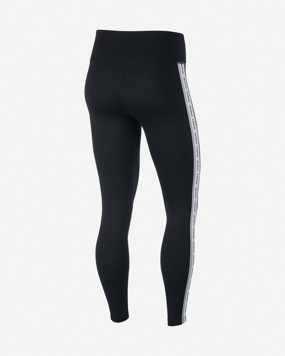 Leggings NIKE ONE 7/8 TAPE W S5172994 scatto 1
