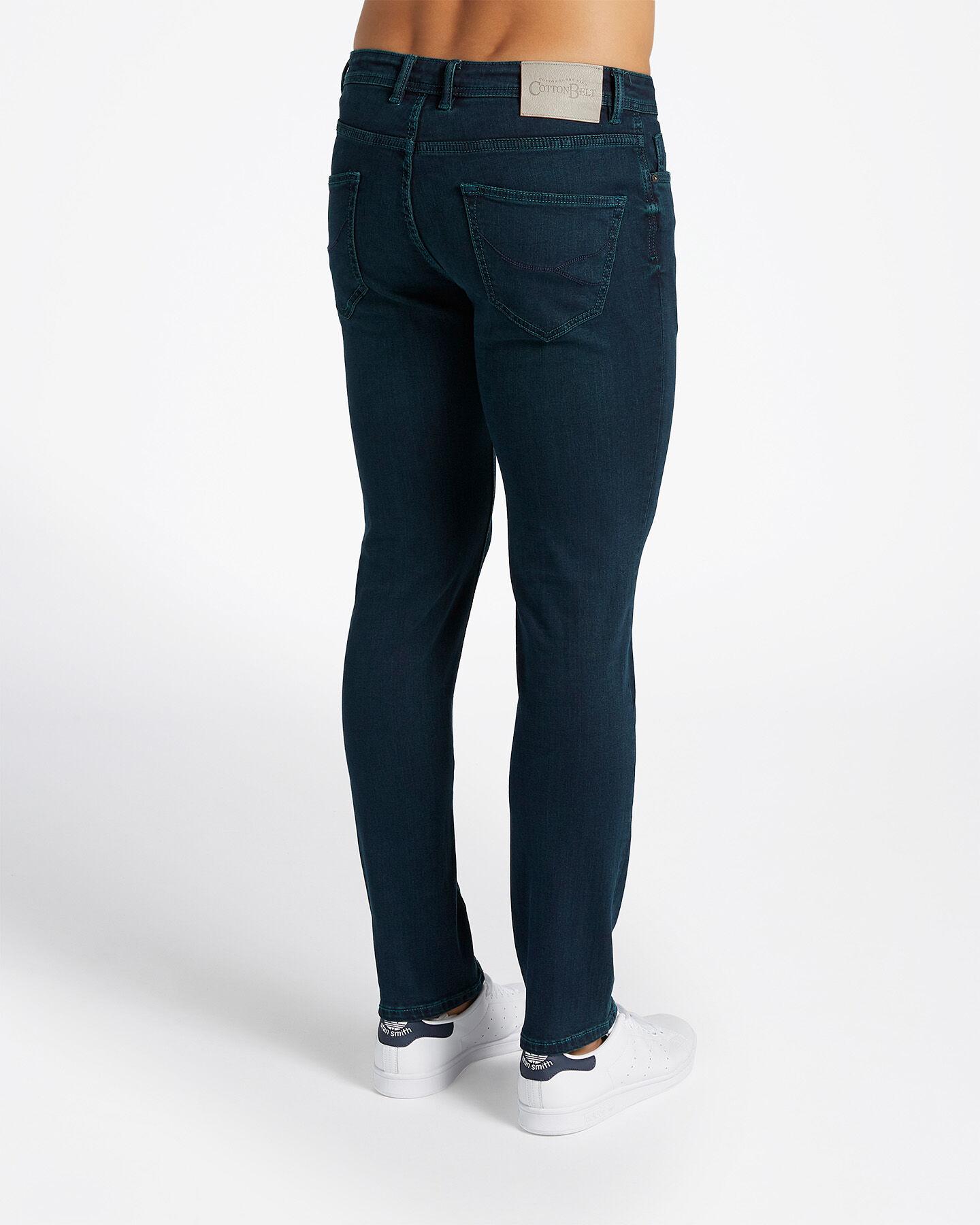 Jeans COTTON BELT CHANDLER SLIM M S4070911 scatto 1