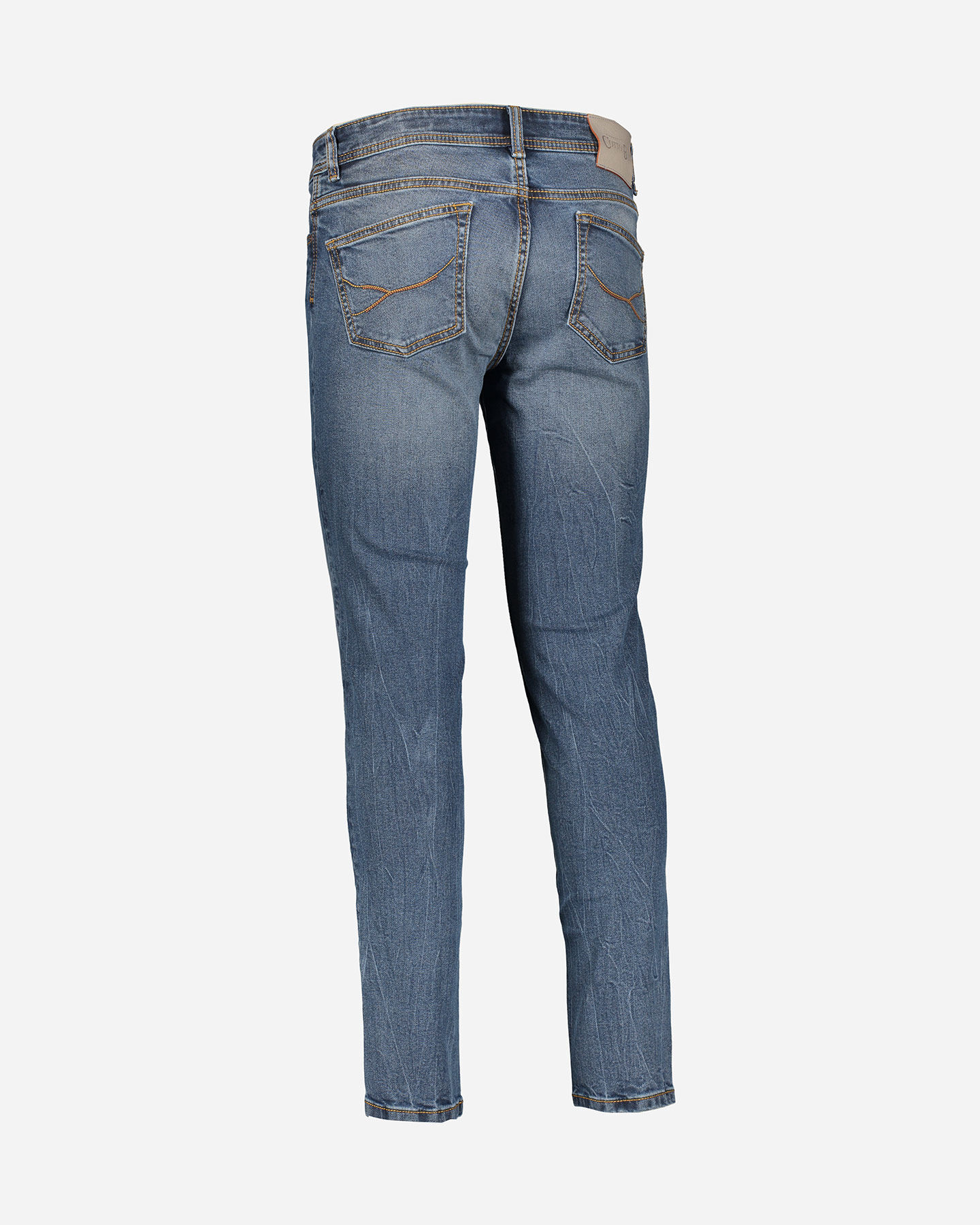 Jeans COTTON BELT 5TS SLIM M S4076651 scatto 5