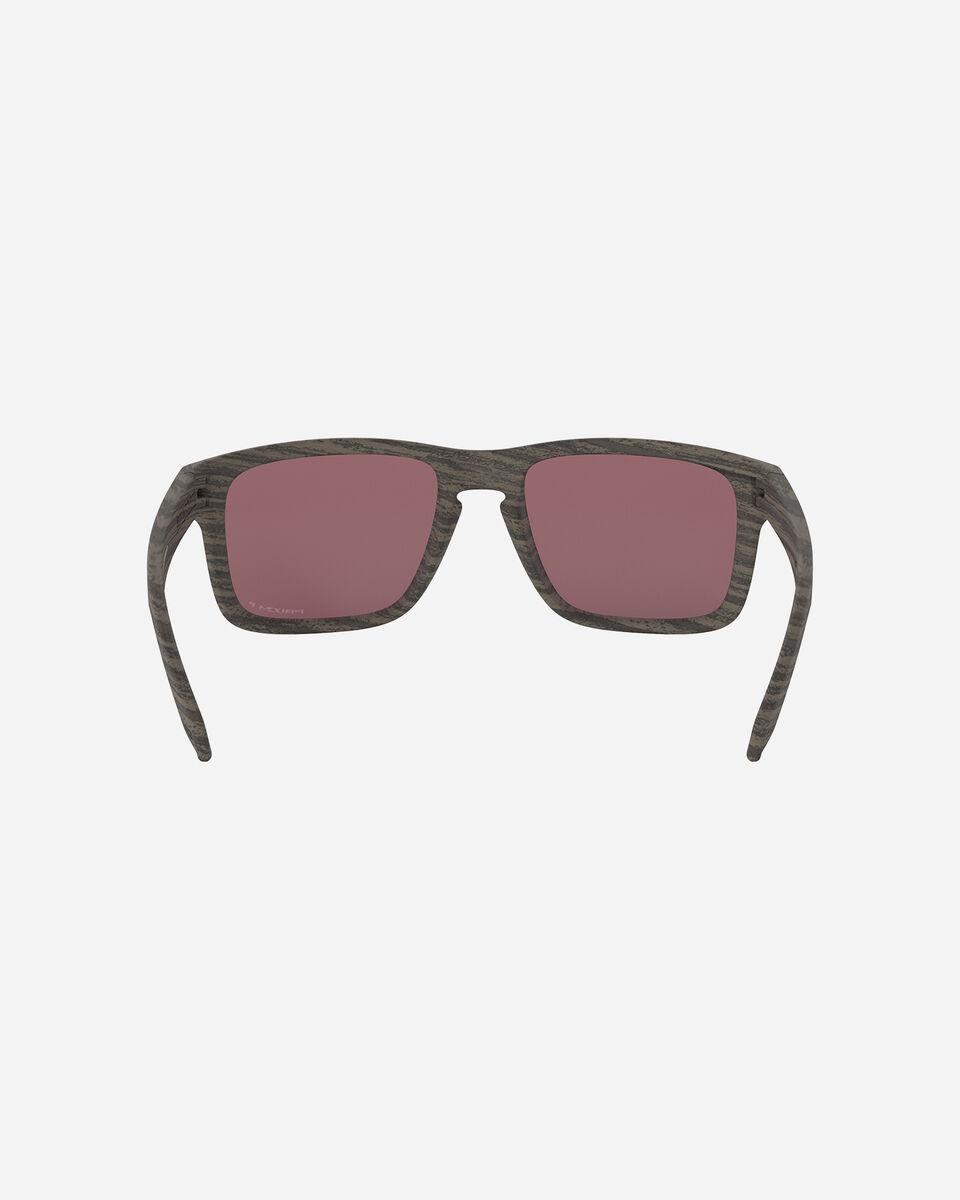 Occhiali OAKLEY HOLBROOK WOODGRAIN PRIZM S4002501|9999|UNI scatto 2