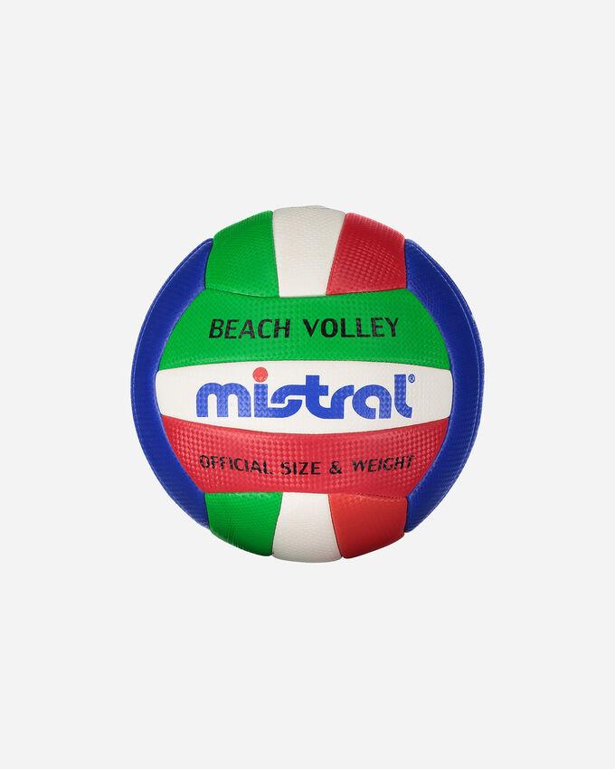 Pallone volley MISTRAL BEACH VOLLEY ITALIA MIS.4