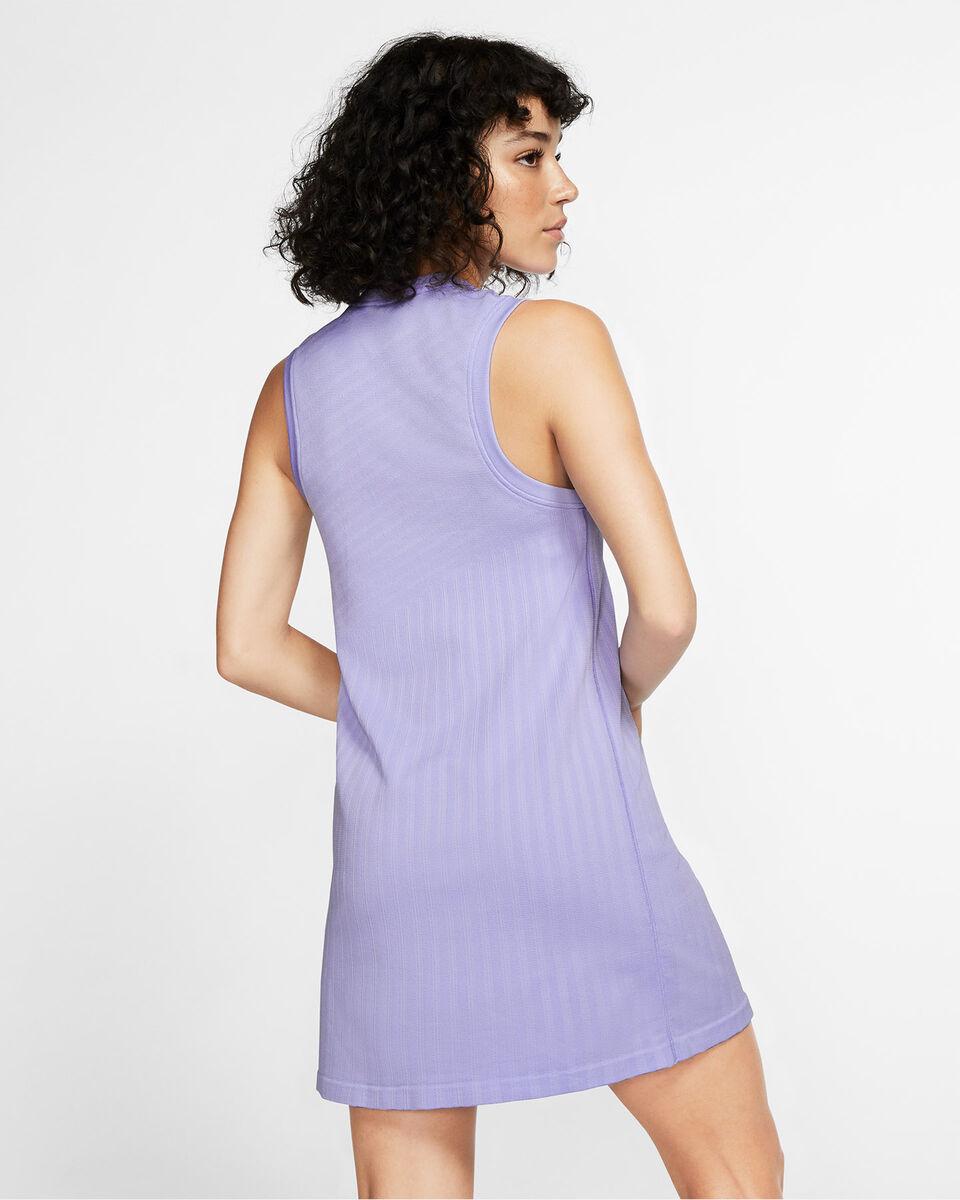 Abbigliamento tennis NIKE MARIA W S5072446 scatto 3