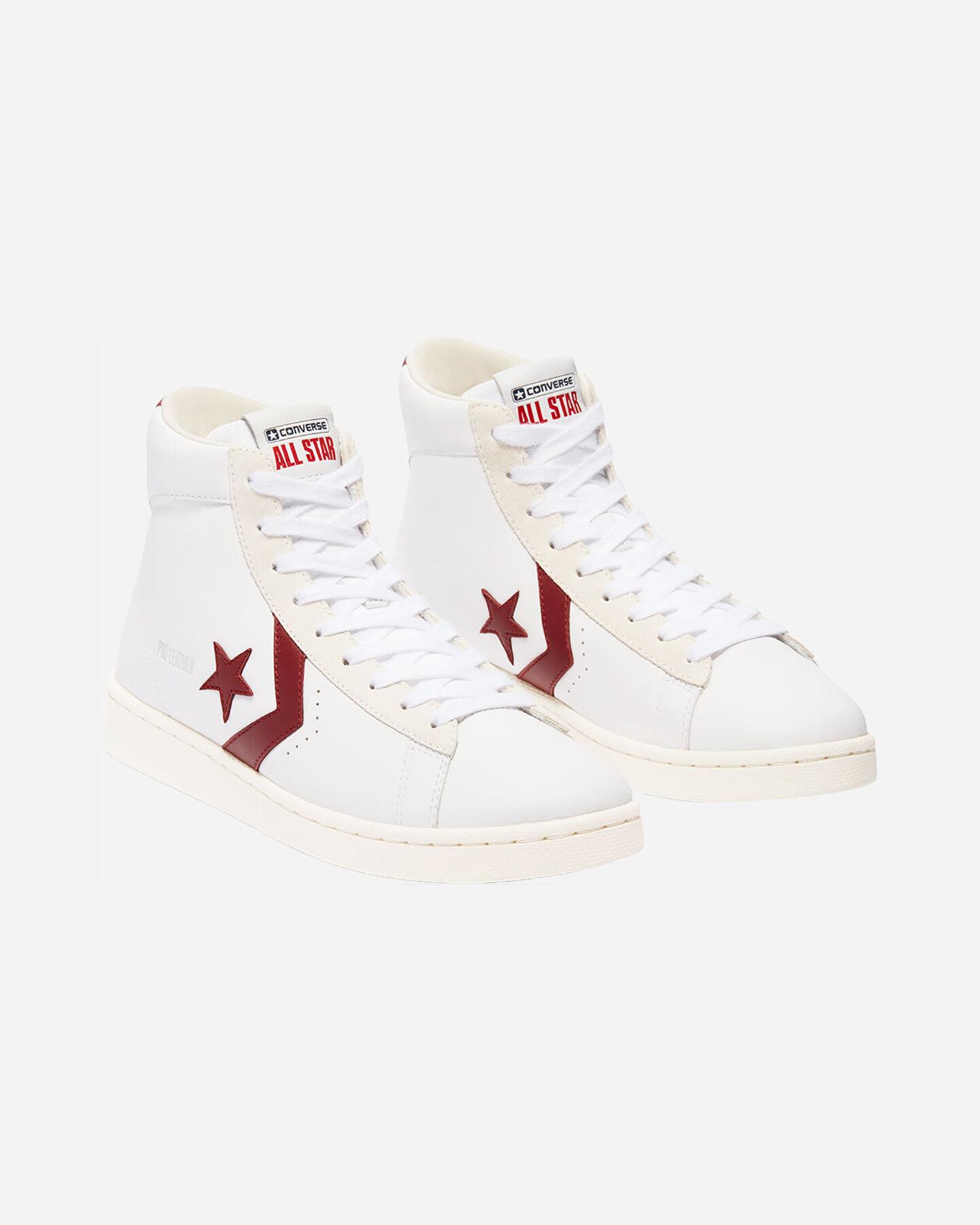 Scarpe sneakers CONVERSE PRO LEATHER M S5282508 scatto 1