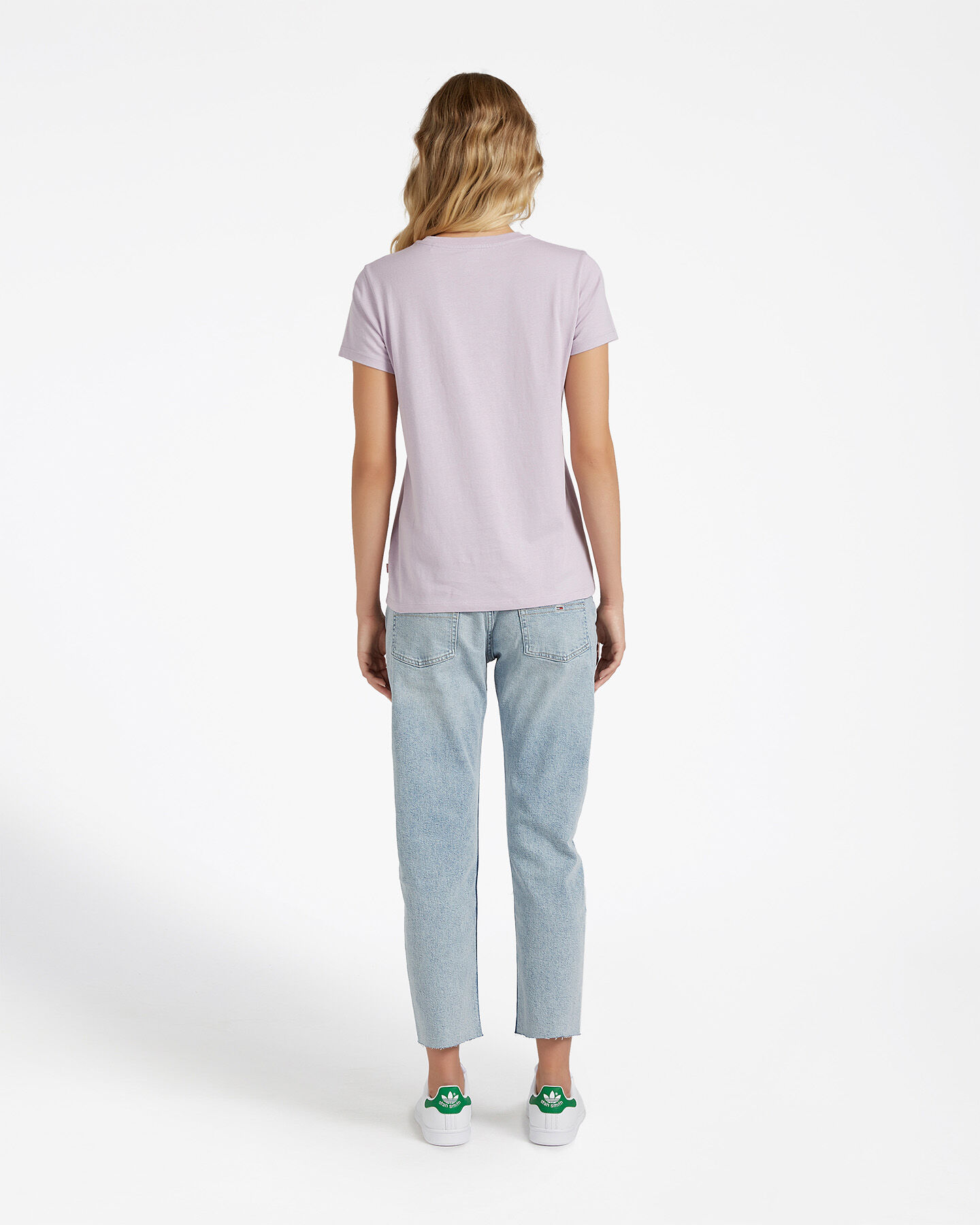T-Shirt LEVI'S THE PERFECT BOXTAB W S4083513 scatto 2