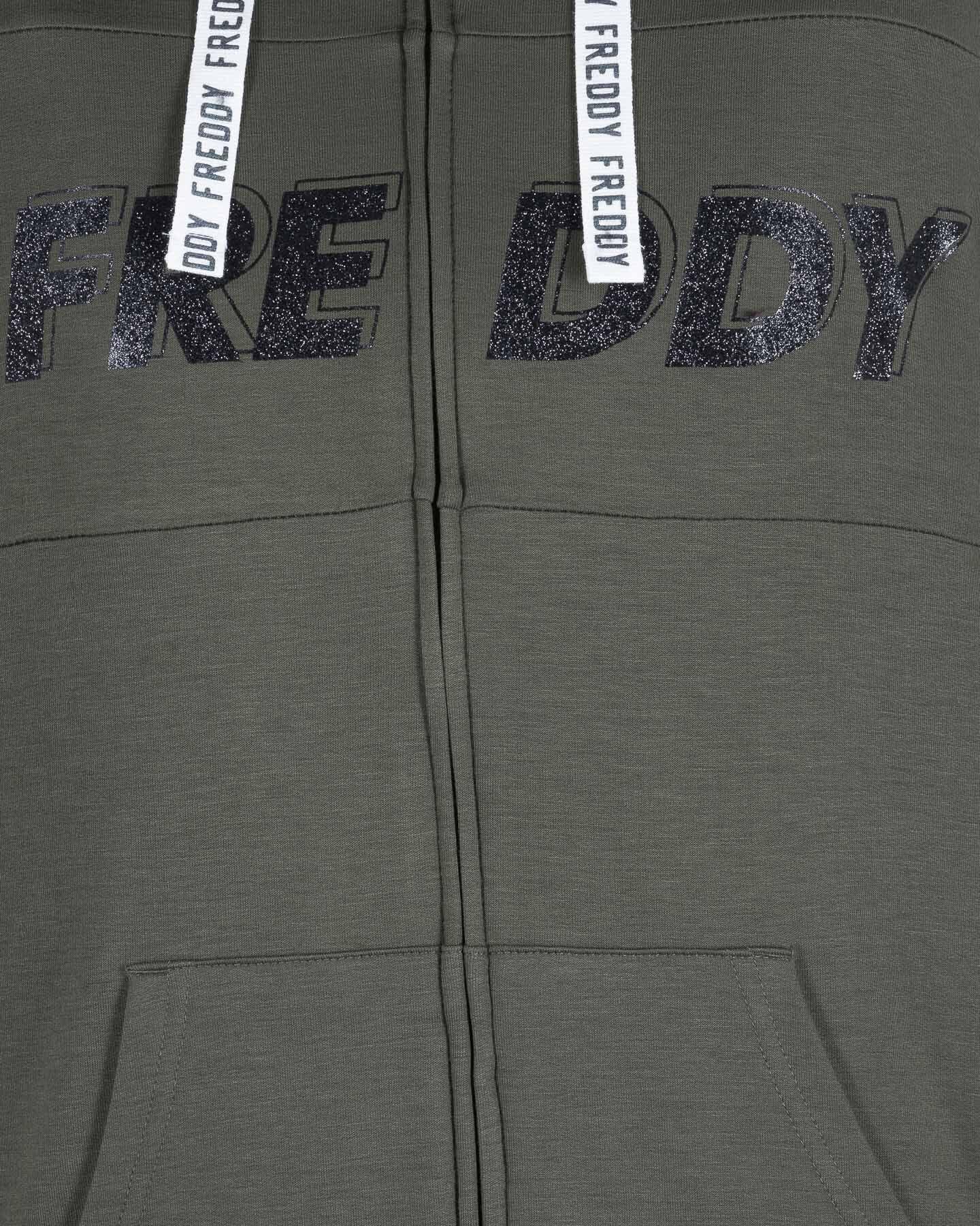 Felpa FREDDY STRETCH W S5118034 scatto 2