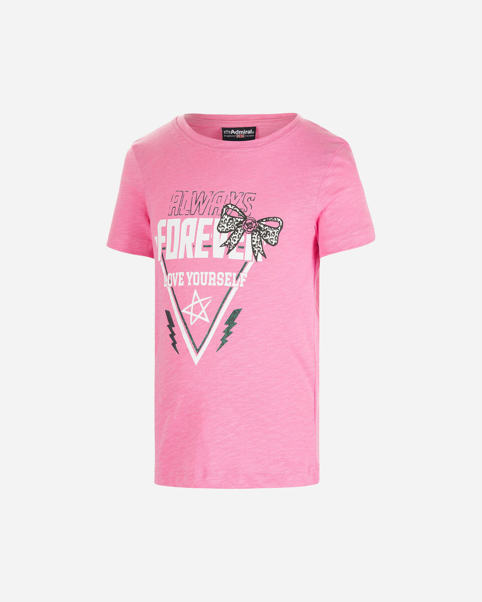 T-Shirt ADMIRAL FOREVER JR S4087685 scatto 0