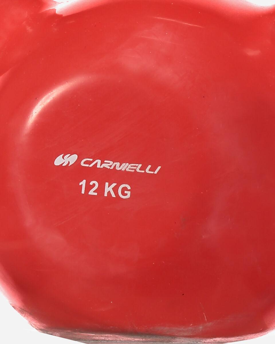 Manubrio CARNIELLI KETTLEBELL 12 KG S1194267|1|UNI scatto 1