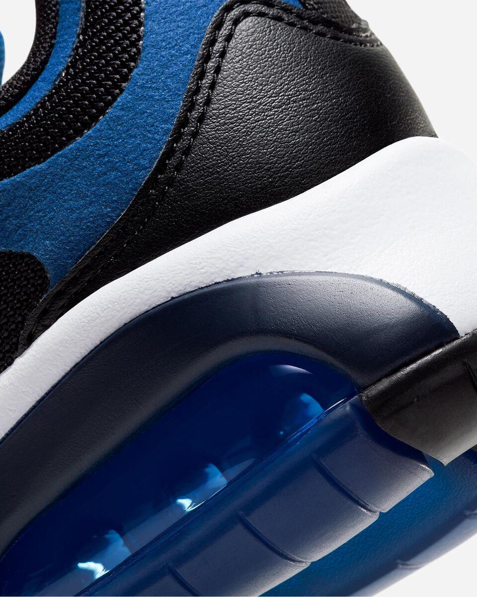 Scarpe sneakers NIKE AIR MAX 200 GS JR S5161546 scatto 5