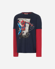 CITYWEAR bambino DISNEY ML SPIDERMAN MEANWHILE JR
