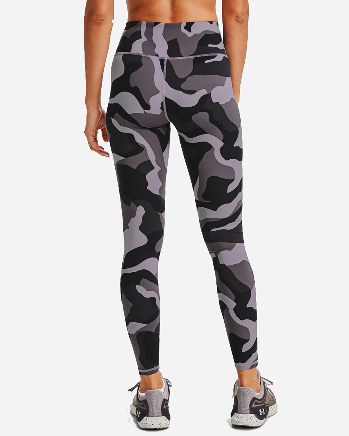 Leggings UNDER ARMOUR CAMOU RUSH W S5229989 scatto 1