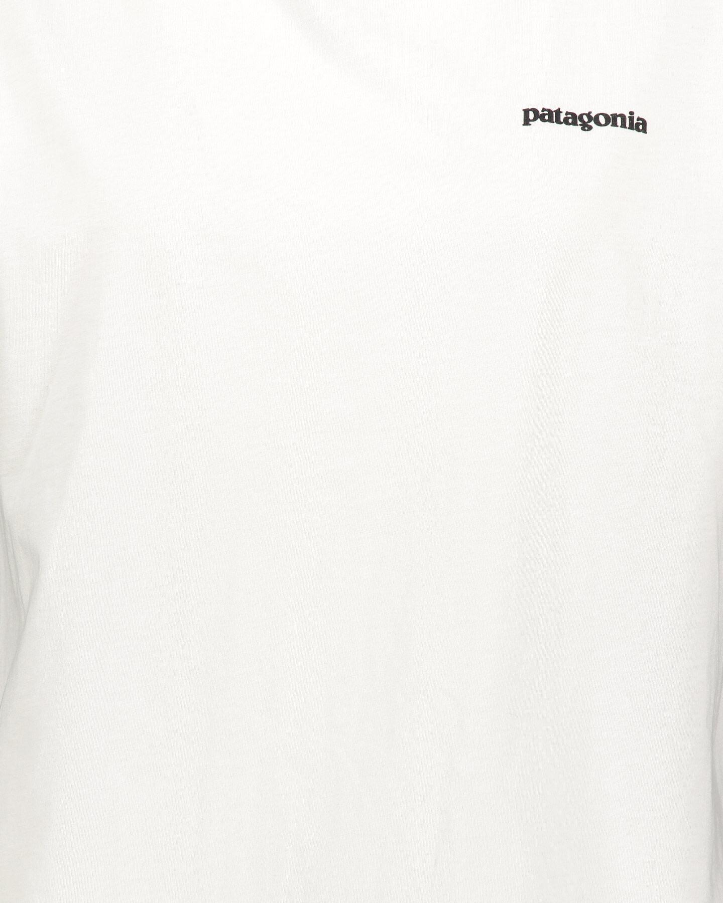 T-Shirt PATAGONIA P-6 LOGO ORGANIC W S4089328 scatto 2