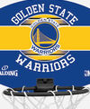 Canestro tabellone basket SPALDING NBA MINIBOARD GOLDEN STATE WARRIORS