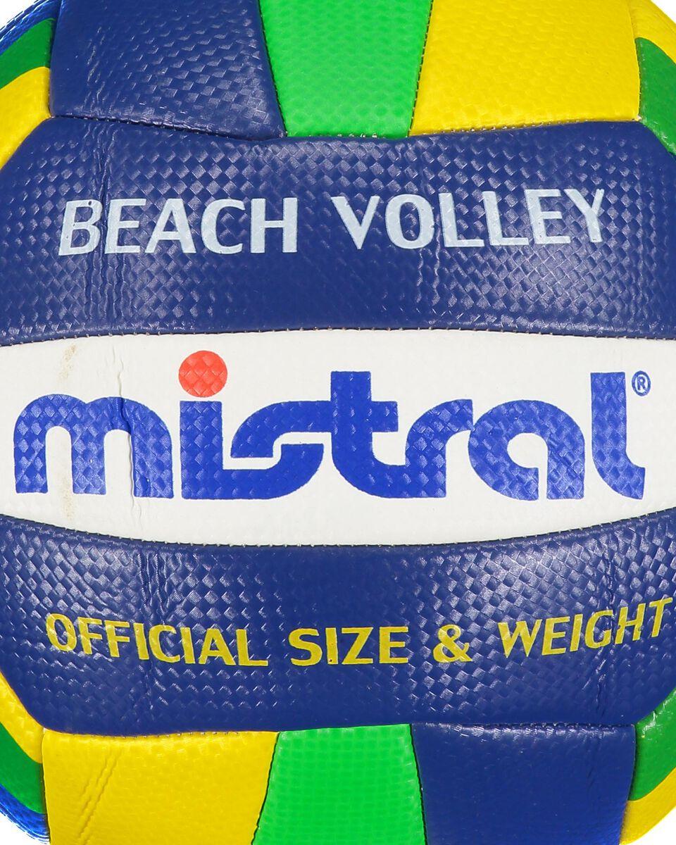 Pallone volley MISTRAL BEACH BRASILE 20 S4076110|896|UNI scatto 2