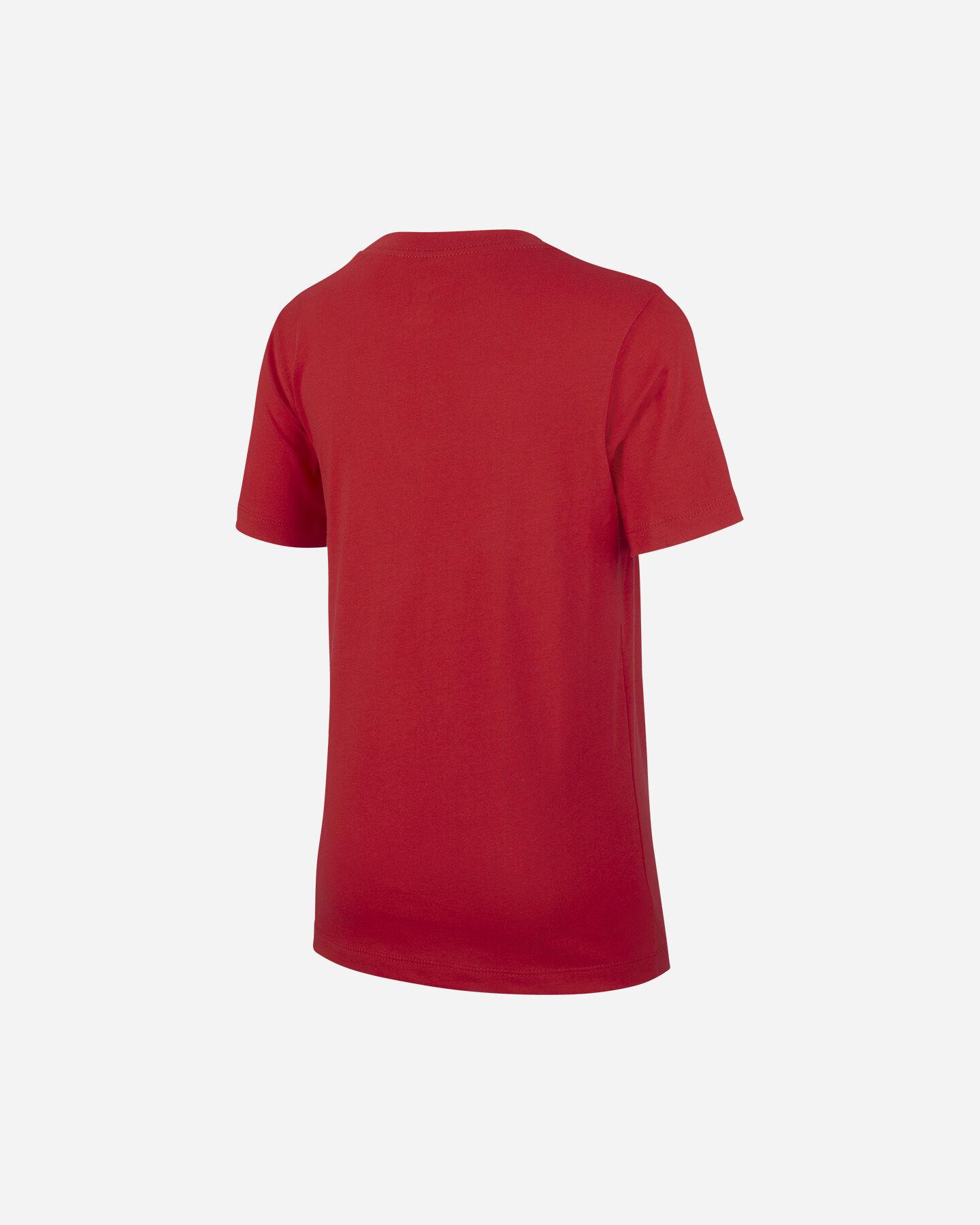 T-Shirt NIKE AIR LOG JR S5165230 scatto 1
