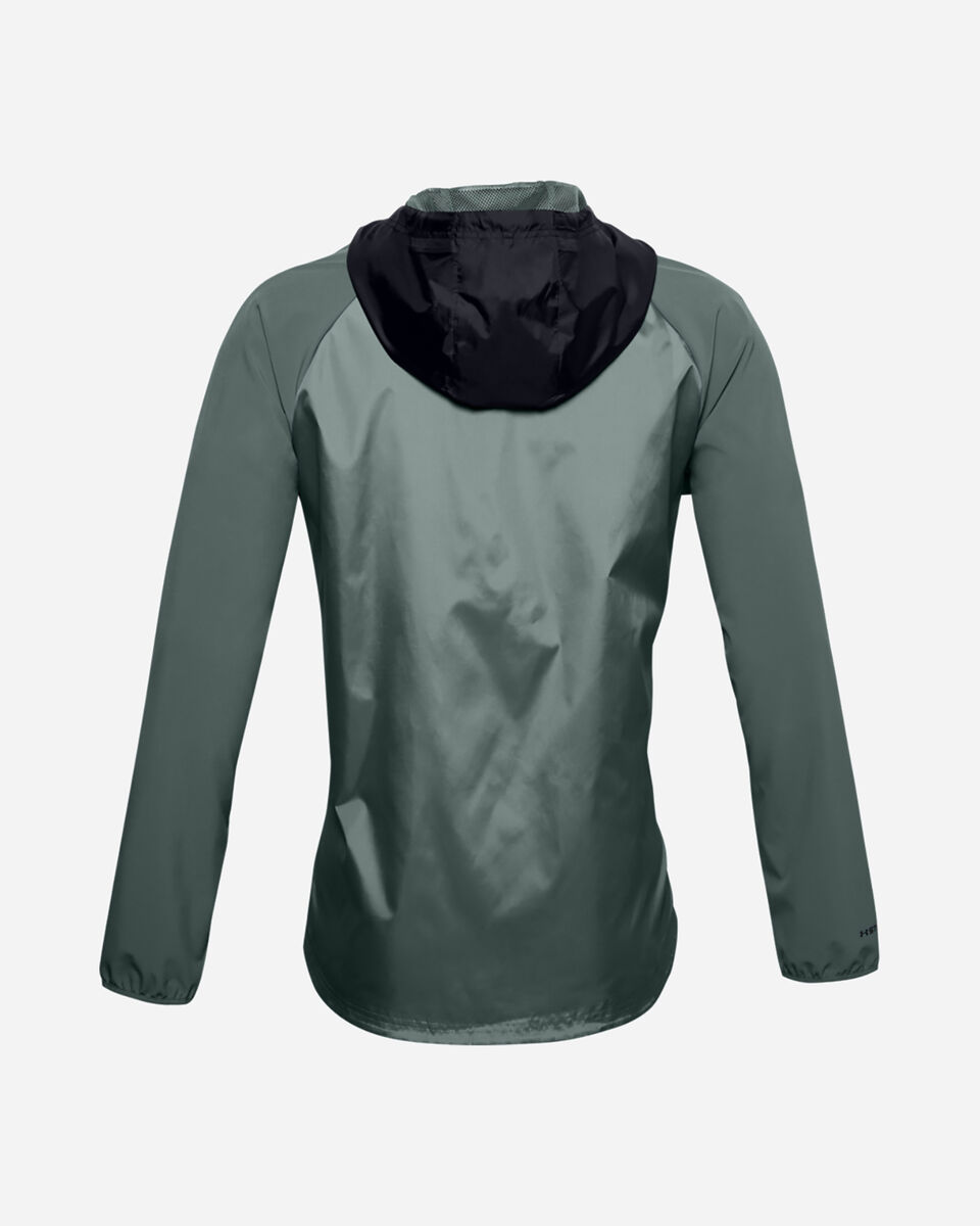 Felpa training UNDER ARMOUR STRETCH HOODED M S5228831 scatto 1