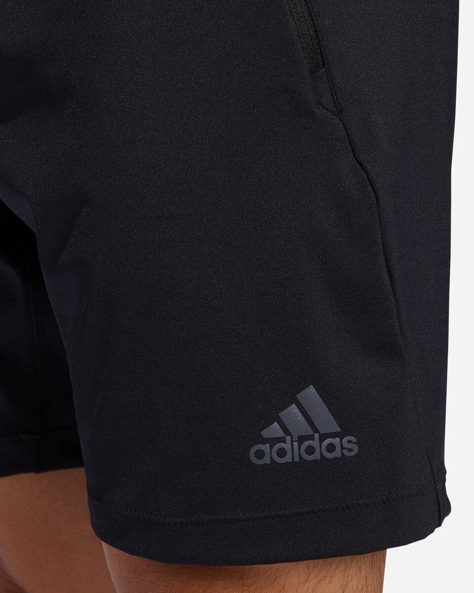 Pantalone training ADIDAS H.READY M S5154641 scatto 5