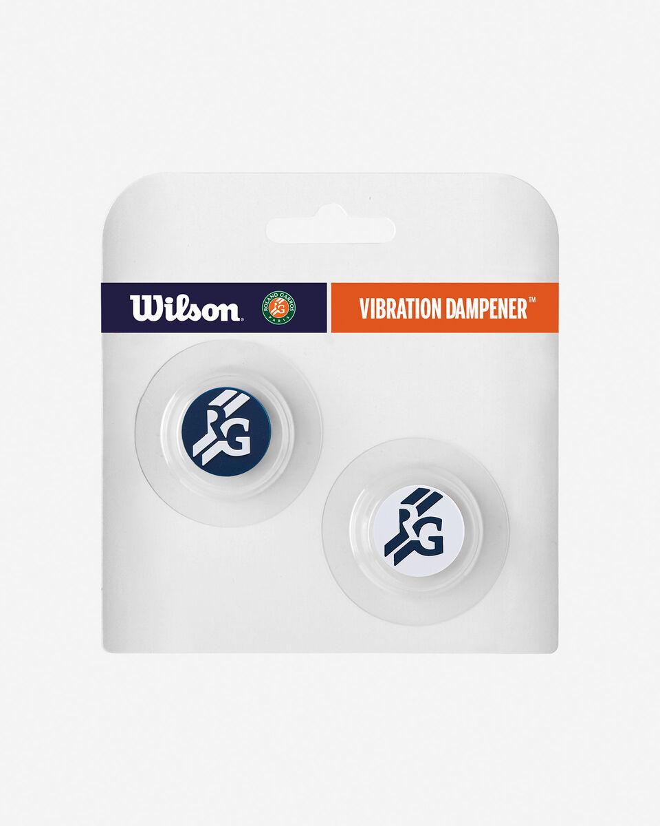 Accessorio tennis WILSON ROLAND GARROS S5191536|UNI|NS scatto 0