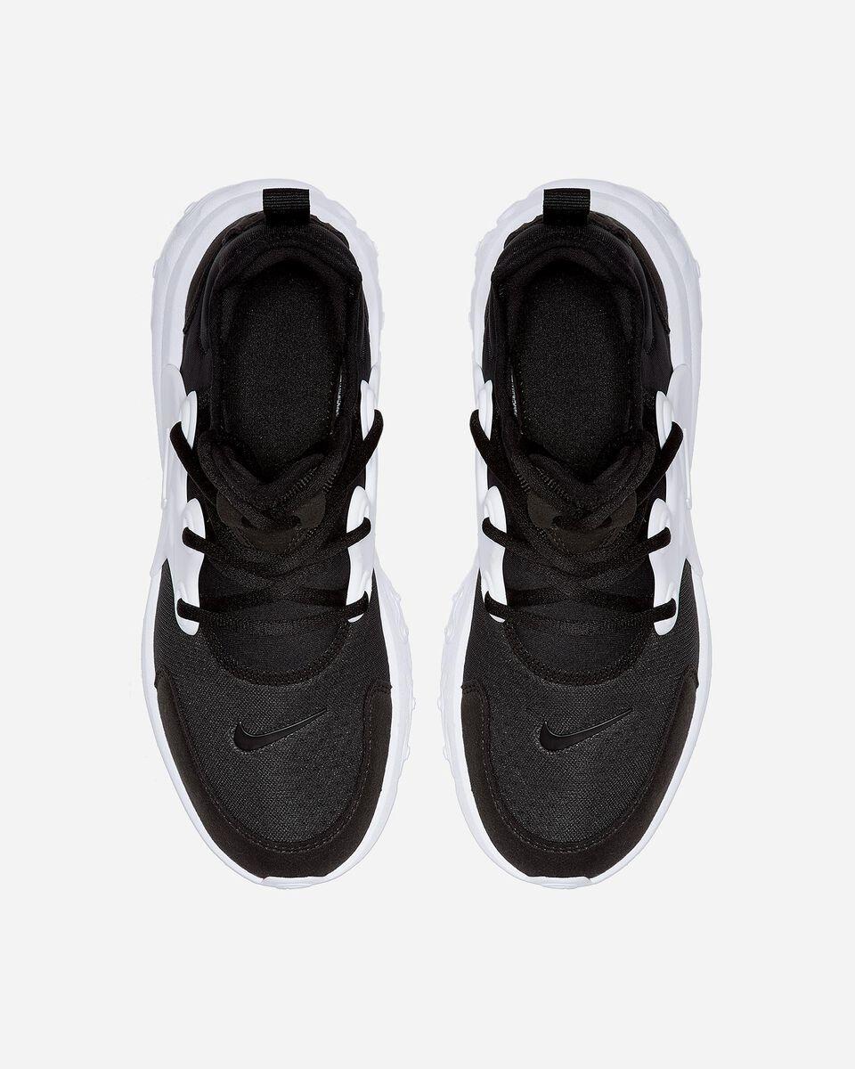 Scarpe sneakers NIKE REACT PRESTO JR GS S2024077 scatto 3