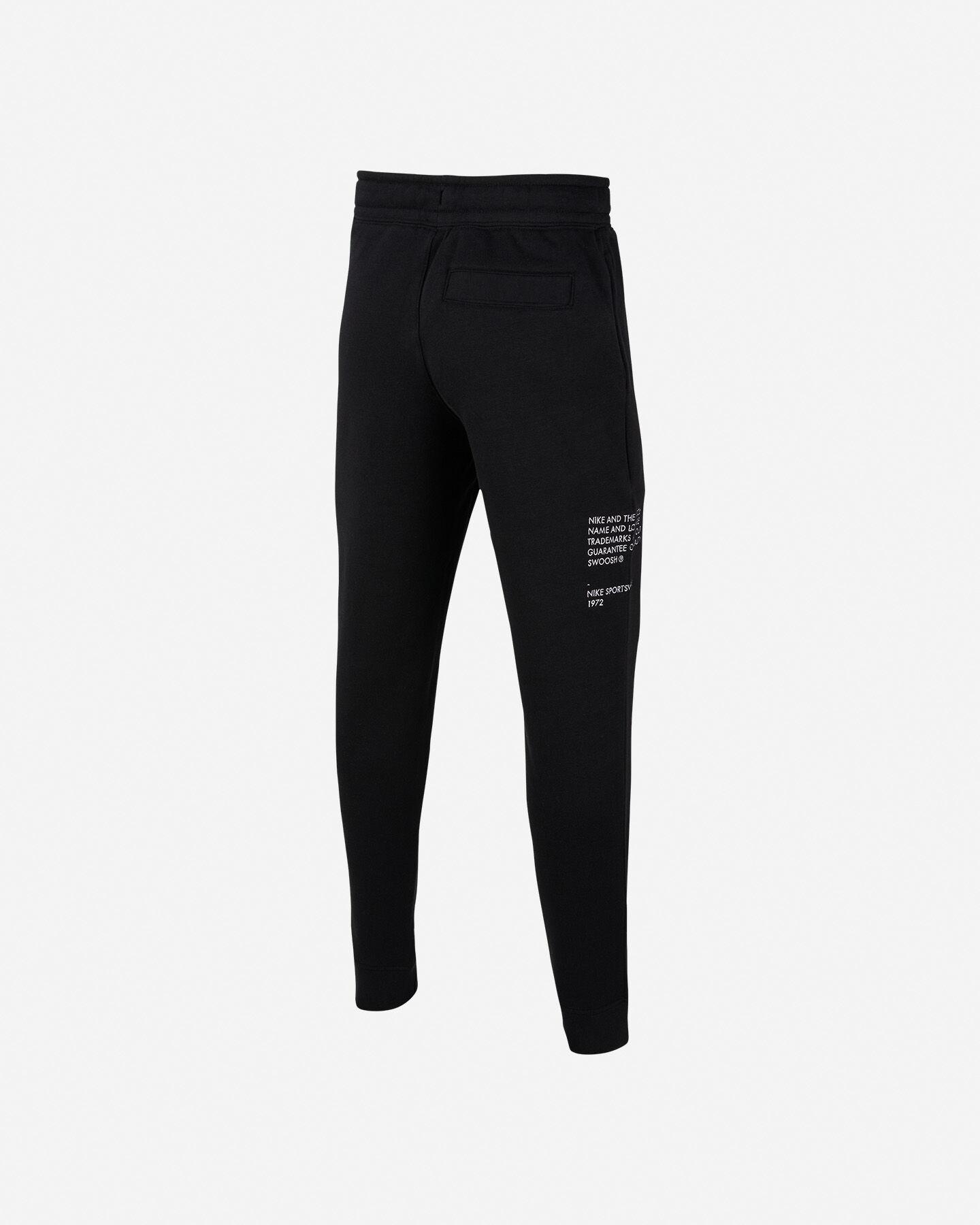 Pantalone NIKE SWOOSH JR S5225751 scatto 1