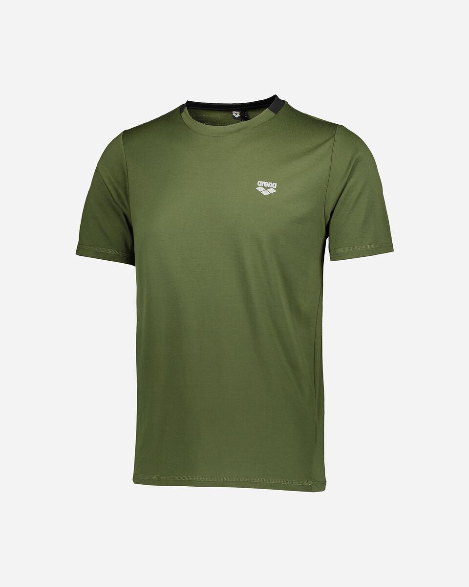 T-Shirt training ARENA GC MC BASIC M S4075262 scatto 0
