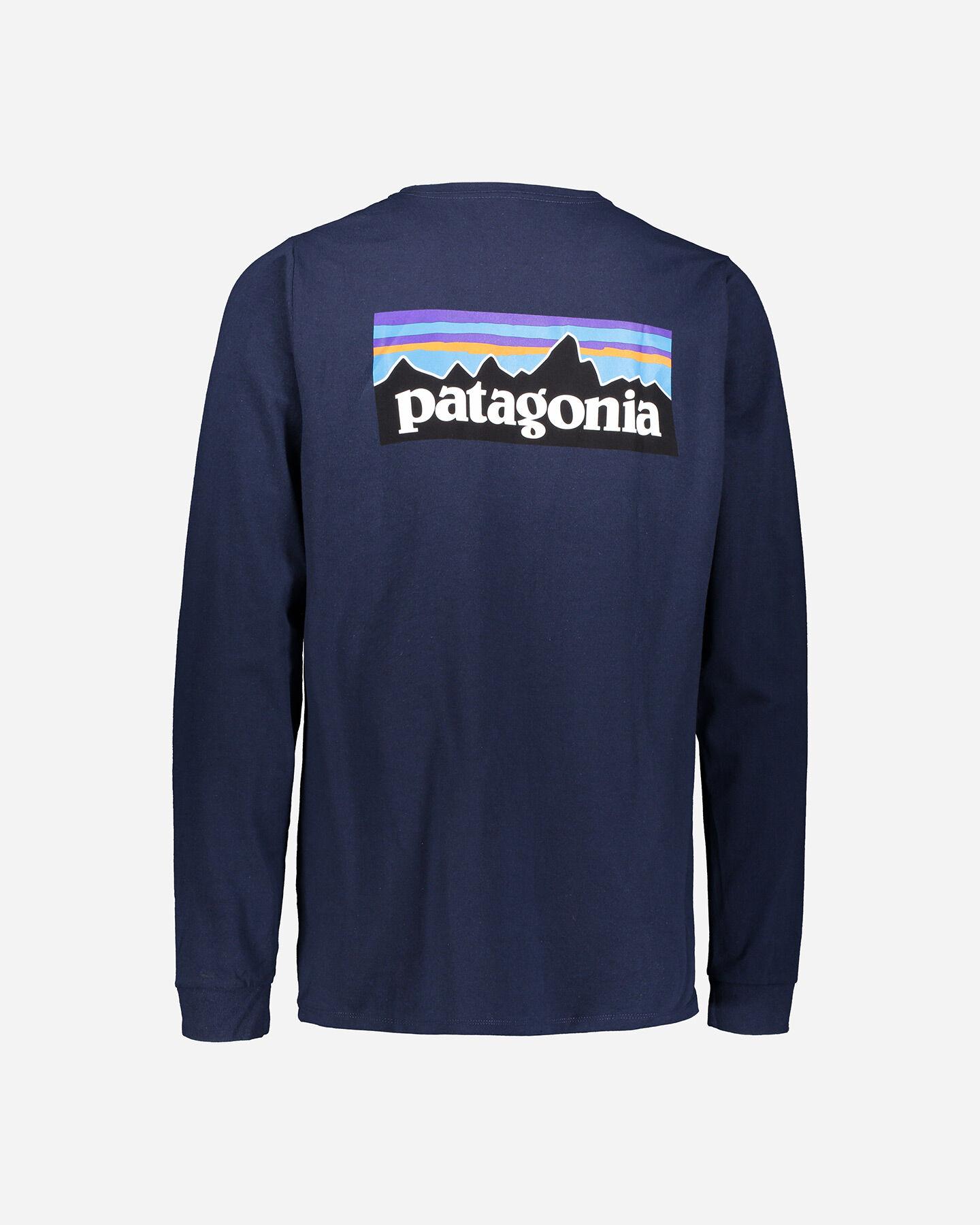 T-Shirt PATAGONIA P-6 LOGO RESP. M S4081428 scatto 1