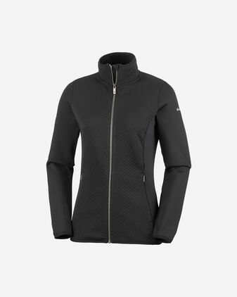 Pile COLUMBIA FULL ZIP ROFFE RIDGE W