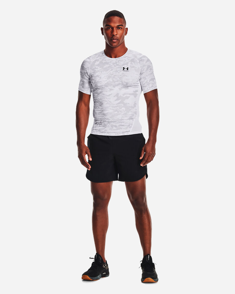 T-Shirt training UNDER ARMOUR HG COMPRESSION SS M S5287283 scatto 3
