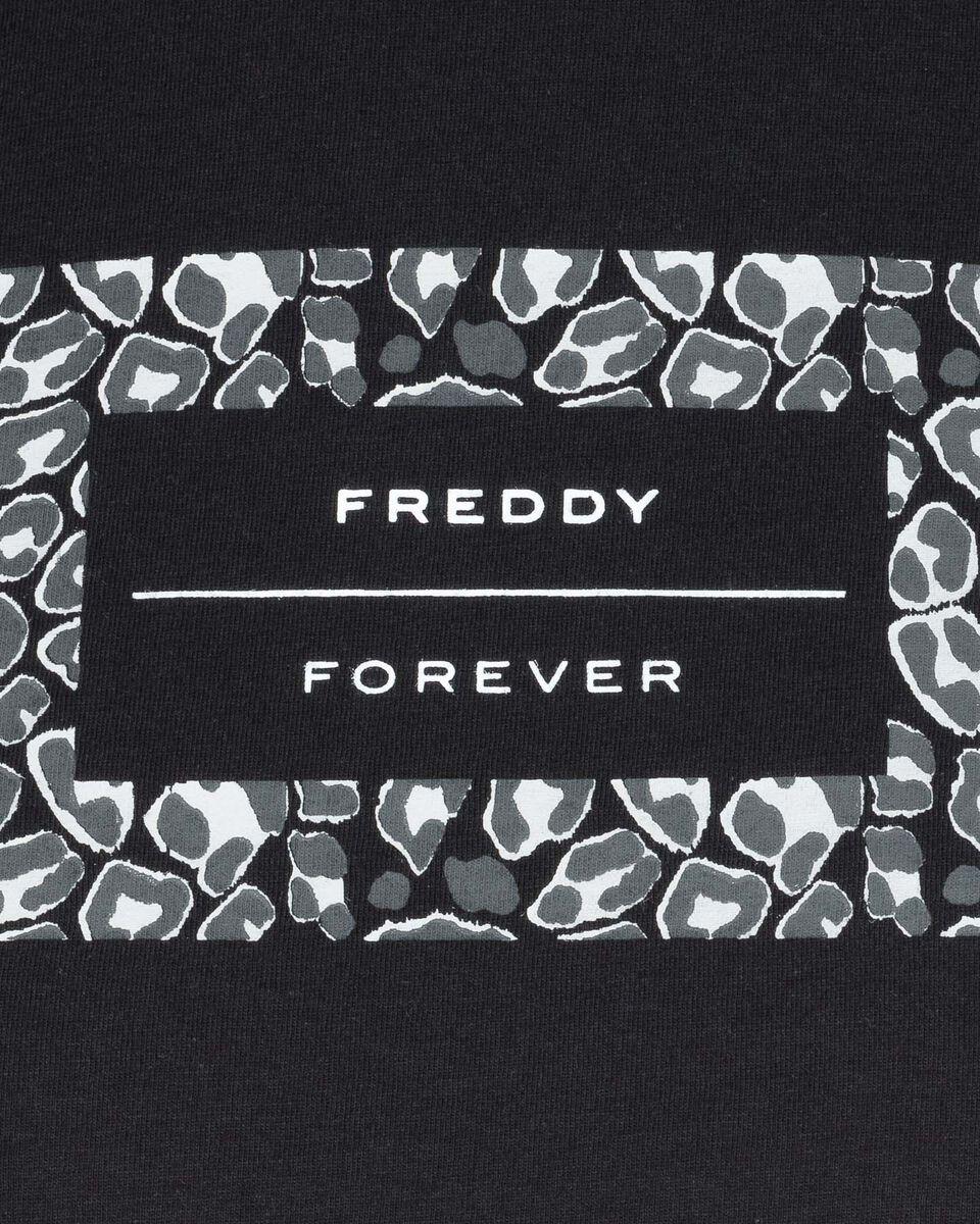 T-Shirt FREDDY ANIMALIER W S5183701 scatto 2