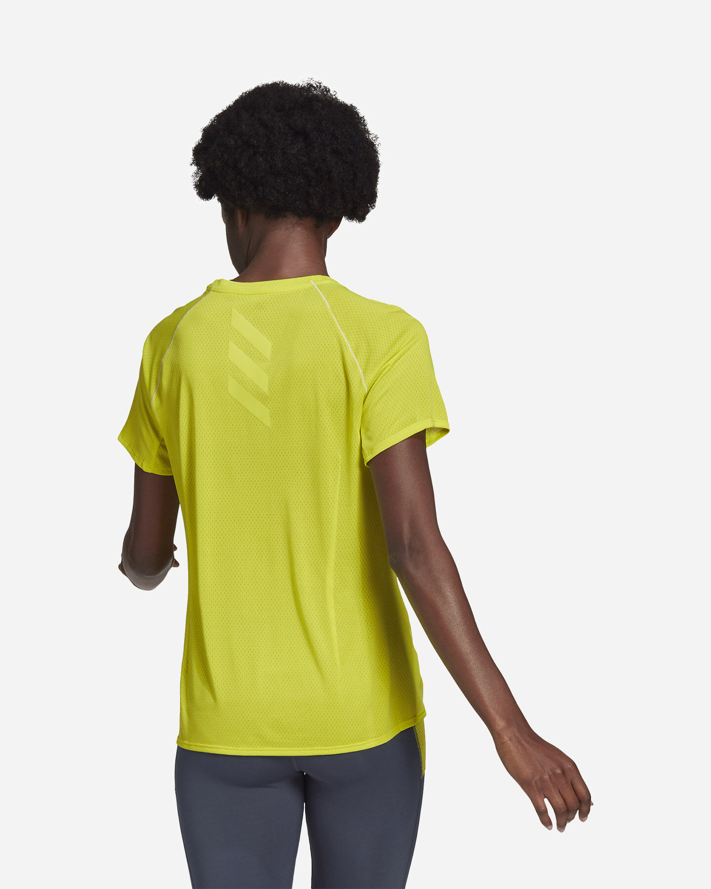 T-Shirt running ADIDAS RUNNER W S5273922 scatto 2