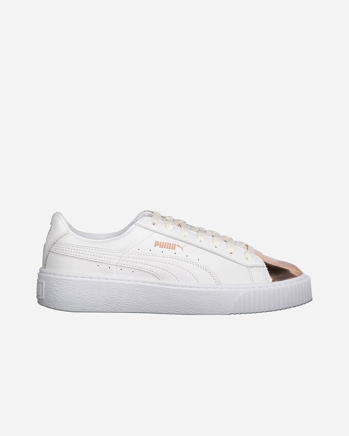 Scarpe sneakers PUMA BASKET PLATFORM META W