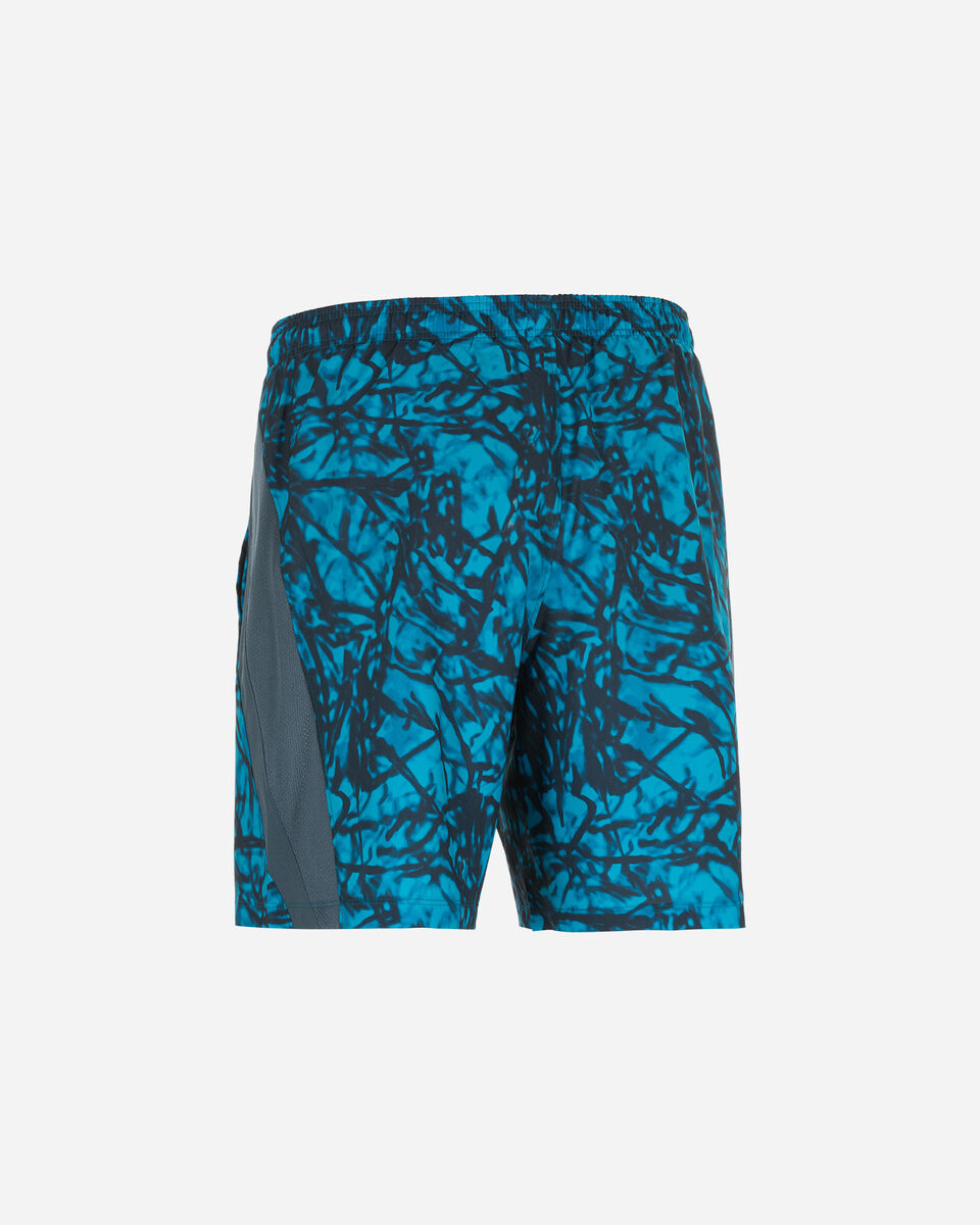 "Short running UNDER ARMOUR 7"" LAUNCH SW PRINTED M S5168191 scatto 1"