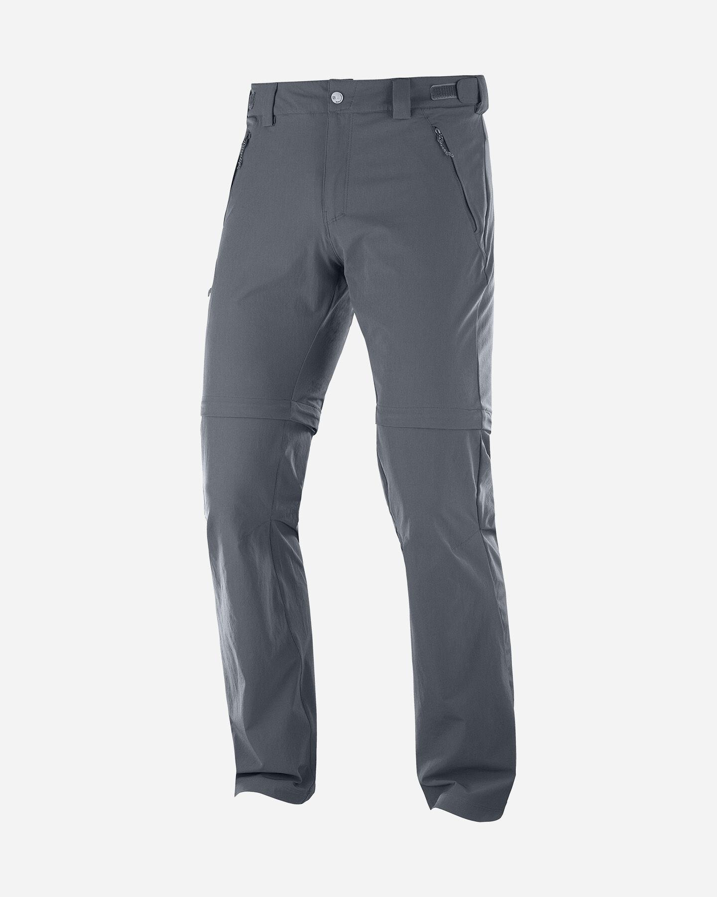 Pantalone outdoor SALOMON WAYFARER ZIP M S5173951 scatto 0