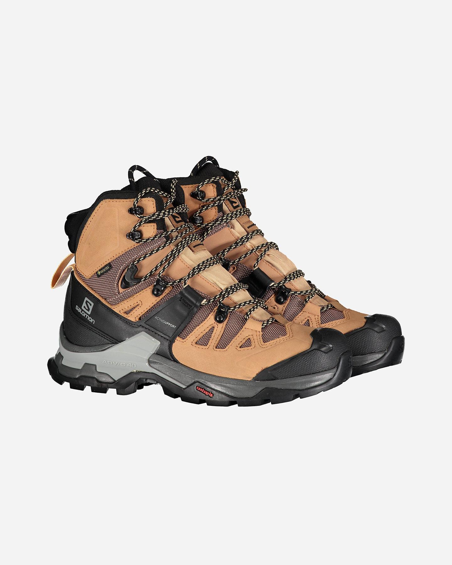 Scarpe alpinismo SALOMON QUEST 4 GTX W S5288900 scatto 1