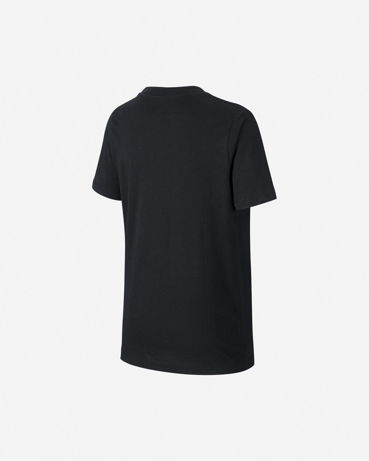 T-Shirt NIKE AIR PHOTO JR S5165058 scatto 1