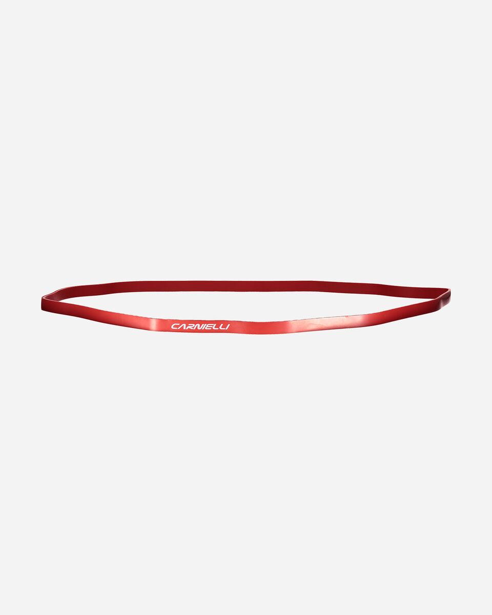 Banda elastica CARNIELLI POWER BAND 2,2 CM S5185580|400|UNI scatto 1
