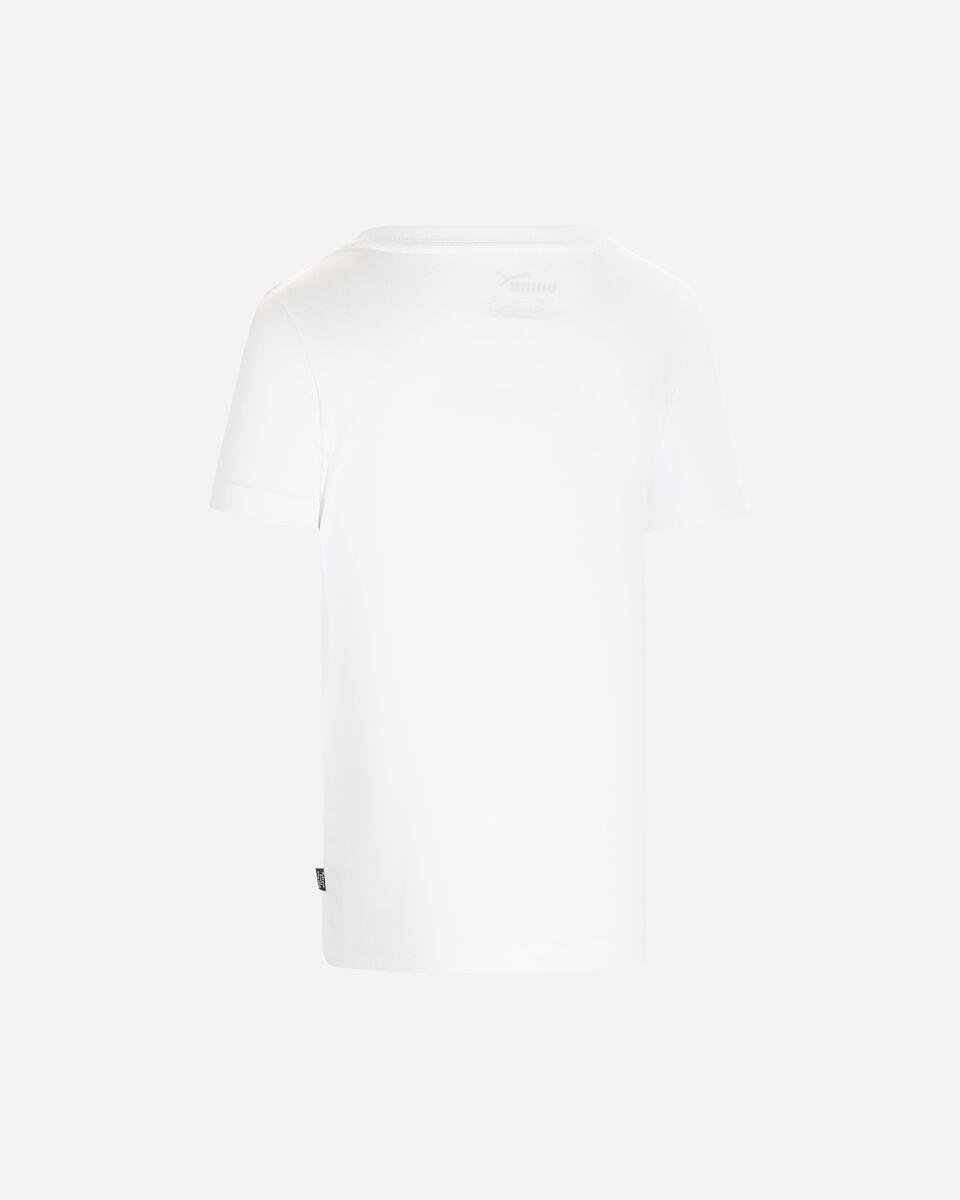 T-Shirt PUMA FLASH JR S5333999 scatto 1