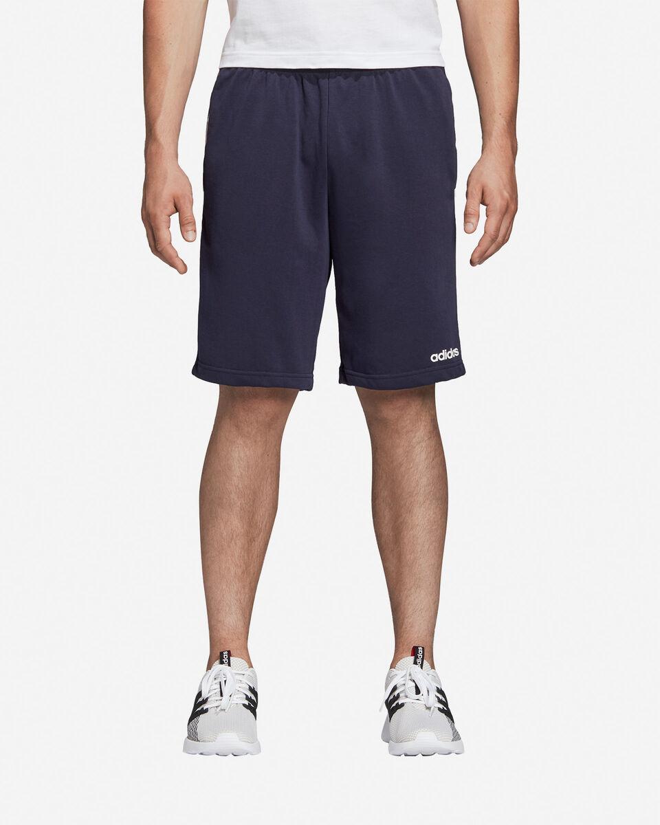 Pantaloncini ADIDAS 3S M S2020501 scatto 2