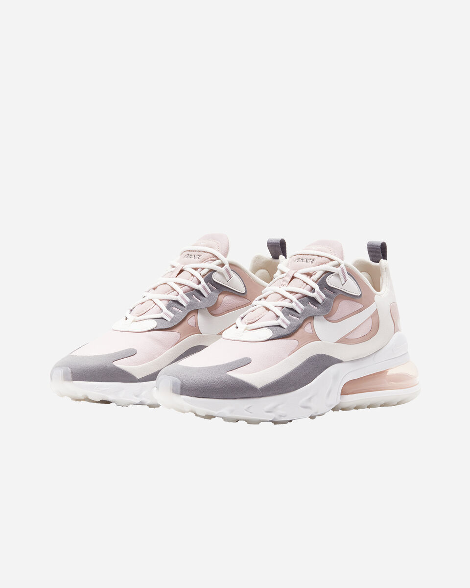 Scarpe sneakers NIKE AIR MAX 270 REACT W S5162250 scatto 1