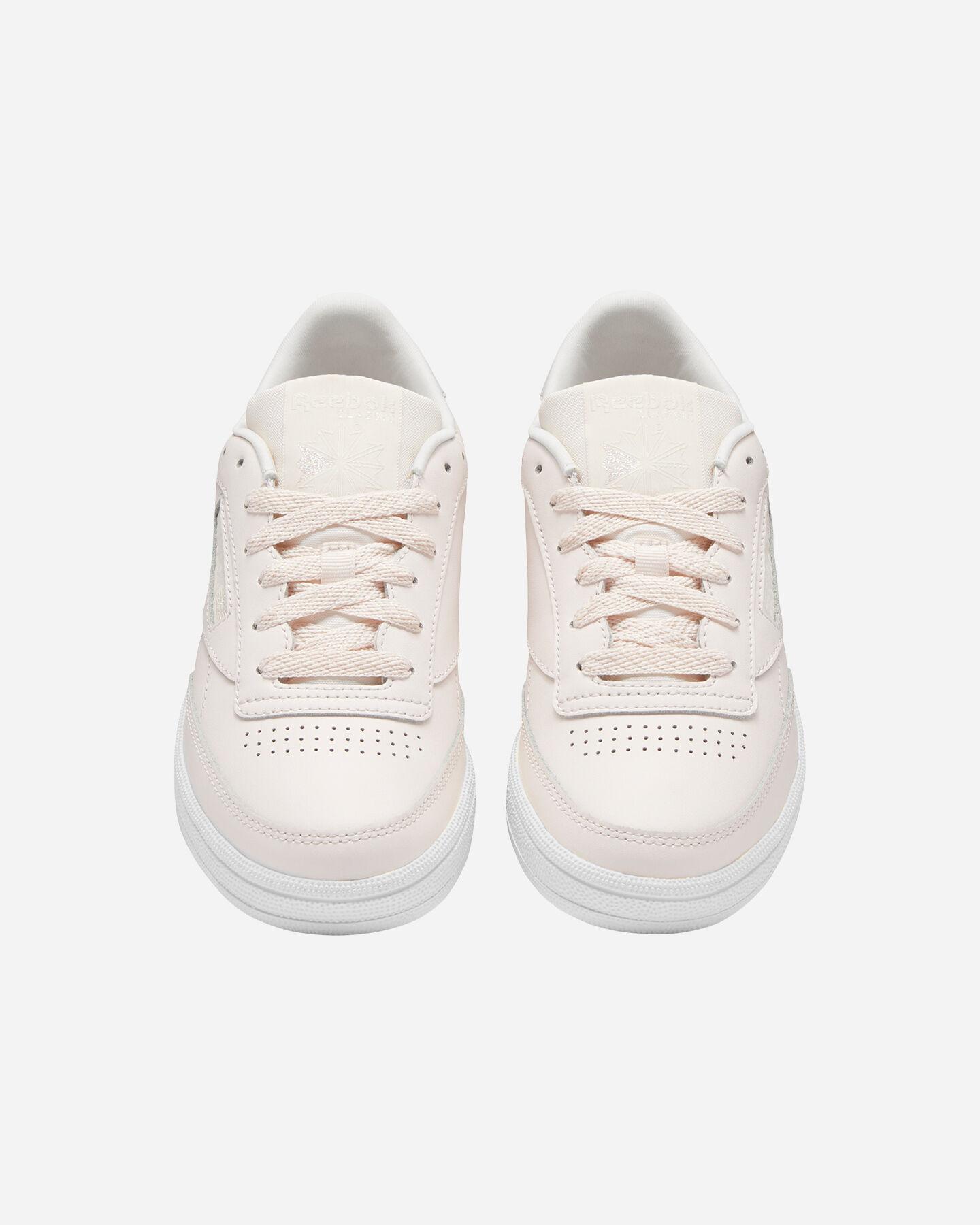 Scarpe sneakers REEBOK CLUB C 85 W S5080906 scatto 4