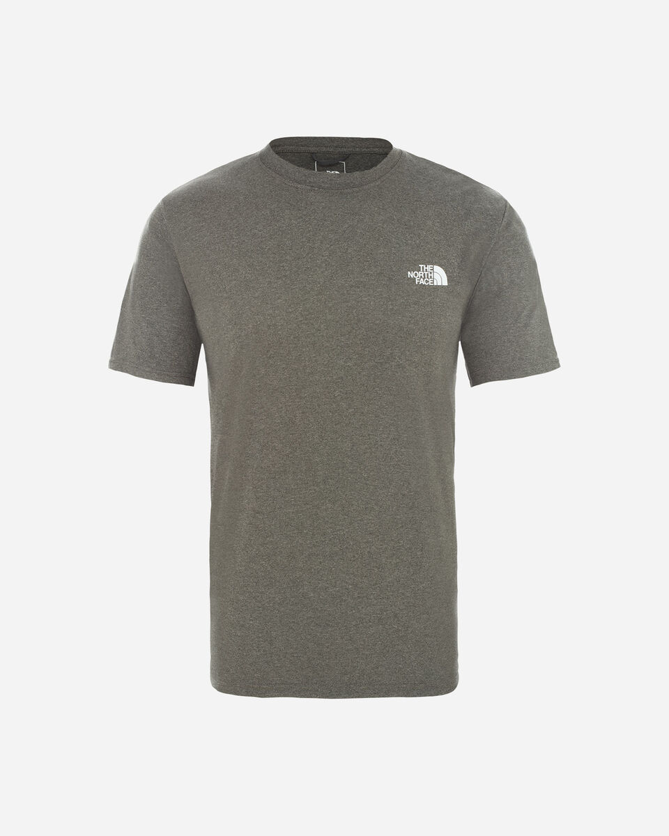 T-Shirt THE NORTH FACE REAXION AMPERE CREW M S5182549 scatto 0